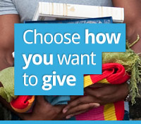 Choose how you want to give. Click here