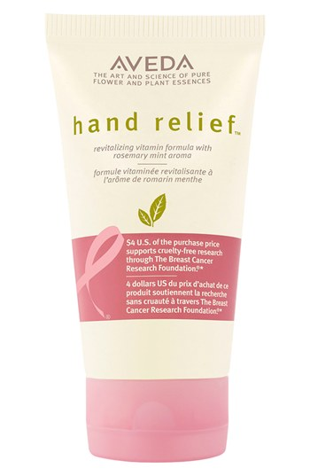 Breast Cancer charity Aveda hand cream.jpg