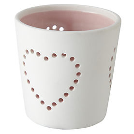Breast Cancer charity heart tealight holder.jpg