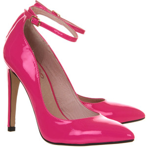 Breast Cancer charity pink Office shoes.jpg