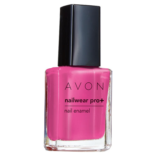 Breast Cancer charity pink avon nail polish.jpg