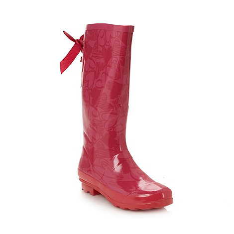 Breast Cancer charity pink heart wellies.jpg