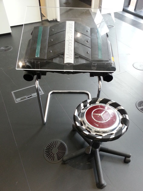 Car Parts Turn Into Art For Charity Charity Choice Blog