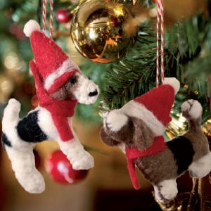 Christmas Tree Dog Decorations Uk Only