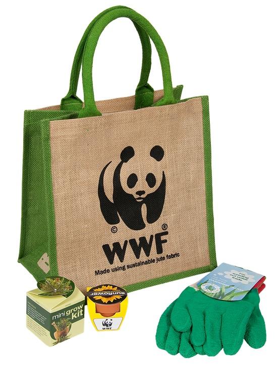 Christmas Charity Gifts Uk Part - 18: WWF UK Jute Gardening Kit.jpg