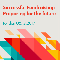 Book your place - 'Successful Fundraising: Preparing for the future'