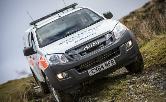 Aberglaslyn Mountain Rescue Team profile image 2
