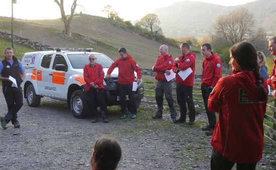 Aberglaslyn Mountain Rescue Team profile image 3