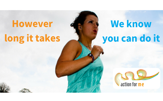 Join Team Action for M.E. for the Great North Run 2018