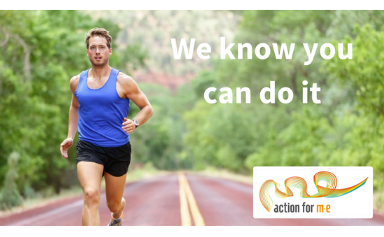 Join Team Action for M.E. for the British 10K 2018