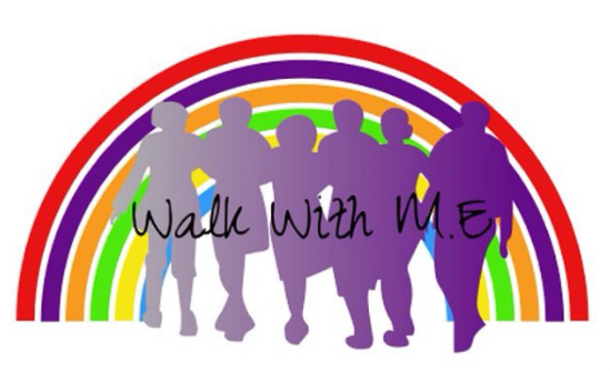 Walk with M.E. raises over £3,300