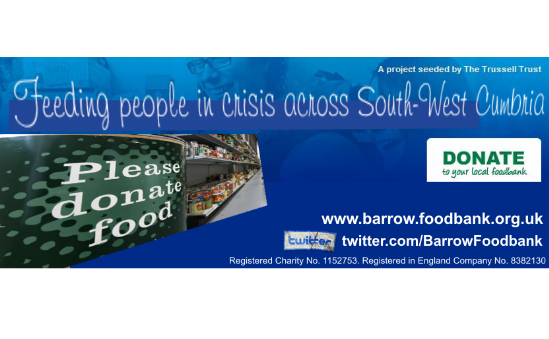 Barrow Foodbank Limited profile image 2