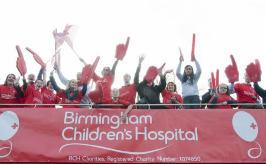 Birmingham Children's Hospital Charity profile image 2