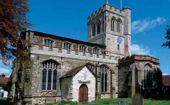 Bedfordshire and Hertfordshire Historic Churches Trust profile image 1