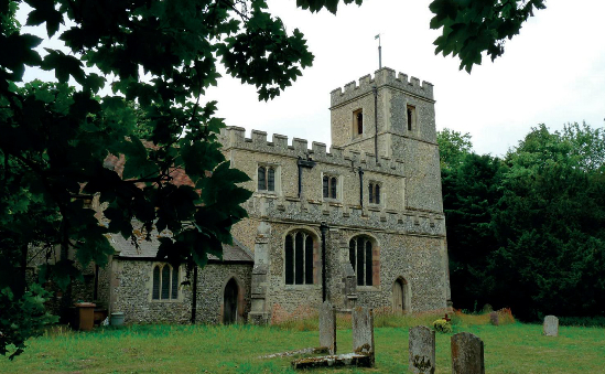 Bedfordshire and Hertfordshire Historic Churches Trust profile image 5