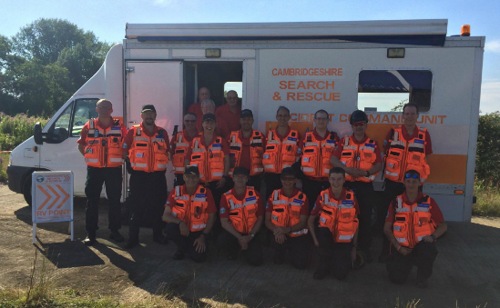 Cambridgeshire Search and Rescue (CamSAR) profile image 1