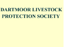 Dartmoor Livestock Protection Society