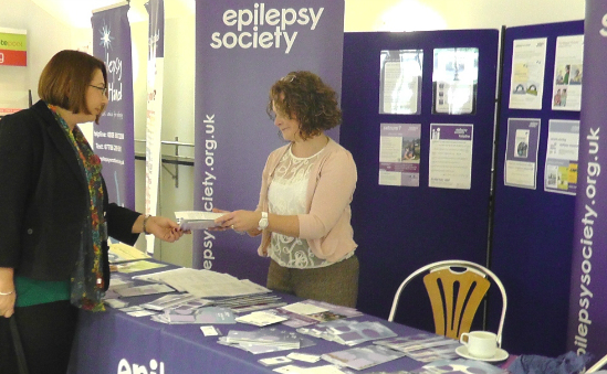 Epilepsy Society (The working name for the National Society for Epilepsy) profile image 1