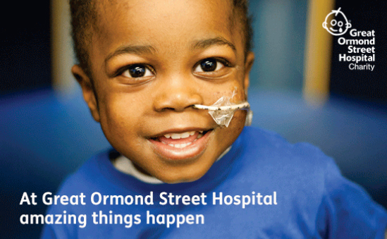 Great Ormond Street Hospital Children's Charity profile image 1