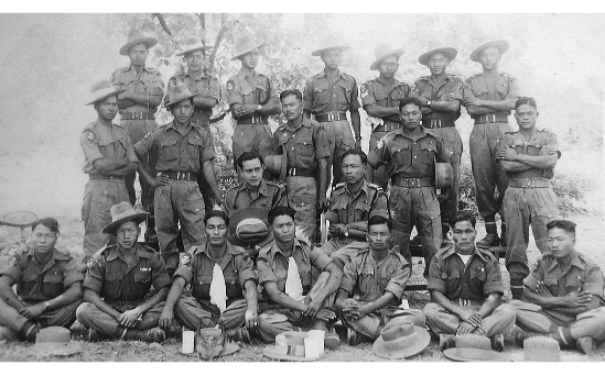 h4fa - Annual welfare grants 2nd WW ex servicemen Burma/Myanmar - image 4