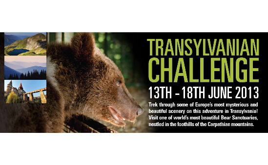 See Misha on this exciting trek in Transylvania