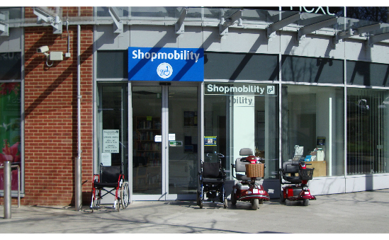 High Wycombe Shopmobility profile image 2