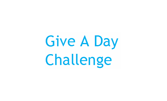 IEF Give A Day Challenge