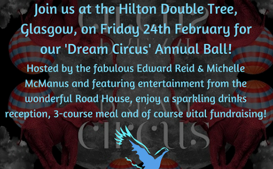 Dream Circus Annual Ball
