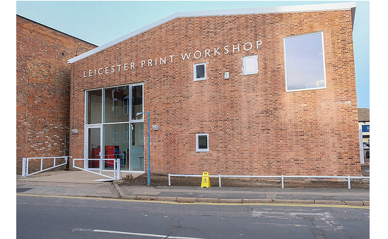 Leicester Print Workshop Studios And Resource profile image 1