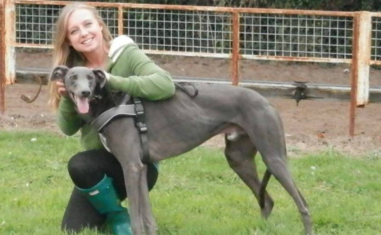 Bethia with Smokie (now homed by LGT)