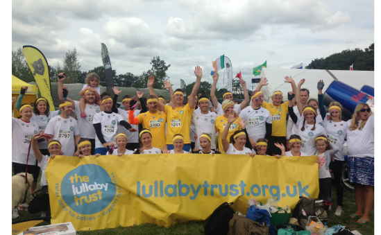 The Lullaby Trust profile image 5