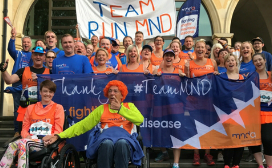 Motor Neurone Disease Association - England, Wales and Northern Ireland profile image 3