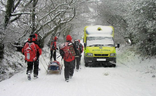 Mountain Rescue - England and Wales profile image 3