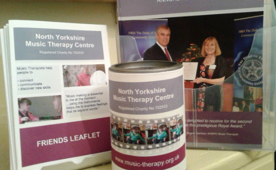 North Yorkshire Music Therapy Centre profile image 1