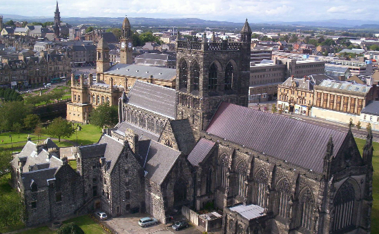 Paisley Abbey profile image 1