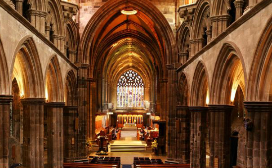 Paisley Abbey profile image 2