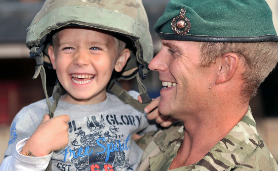 Royal Marines Charitable Trust Fund profile image 3