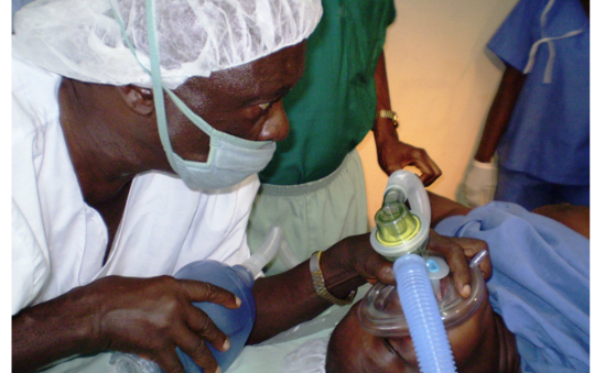 Safe Anaesthesia Worldwide profile image 1