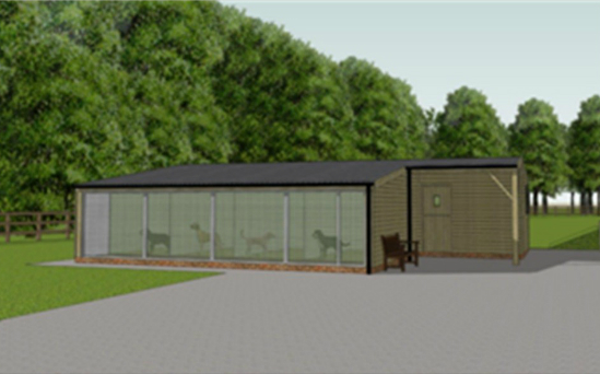 saltburn-animal-rescue-association-12411 - 4 New Kennels and Refurbishment of Existing Kennels - image 1