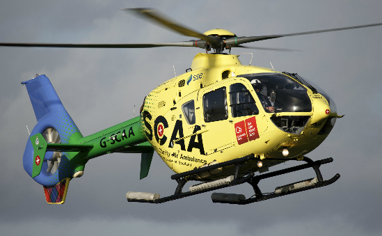 Scotland's Charity Air Ambulance profile image 1