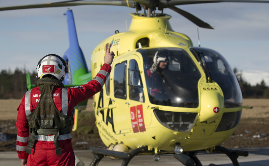 Scotland's Charity Air Ambulance profile image 3