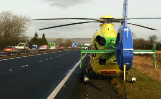 Scotland's Charity Air Ambulance profile image 2