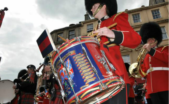 Scots Guards Charitable Fund profile image 1