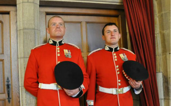 Scots Guards Charitable Fund profile image 2