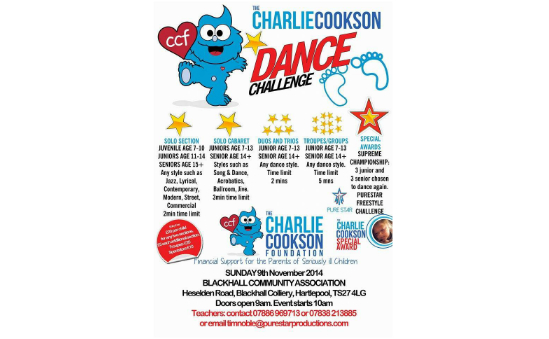 the-charlie-cookson-foundation-1157545 -  - image 1