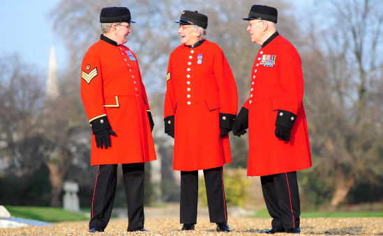 Chelsea Pensioners' Appeal profile image 1