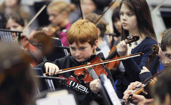 The National Youth Orchestras of Scotland profile image 1