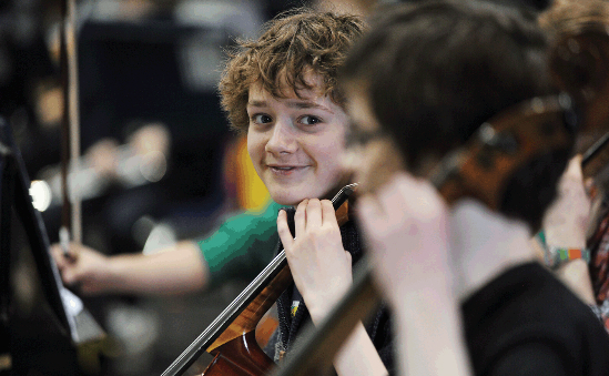 The National Youth Orchestras of Scotland profile image 2