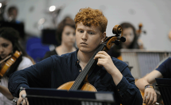 The National Youth Orchestras of Scotland profile image 3