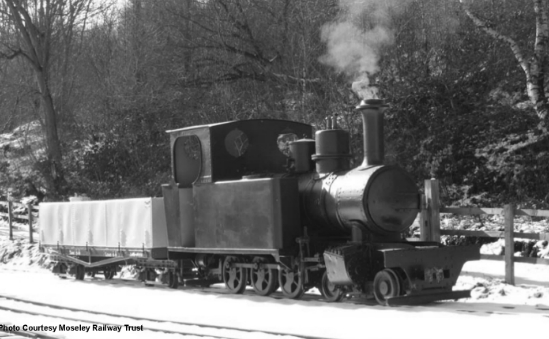 The War Office Locomotive Trust profile image 1